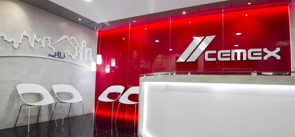 Diseño y remodelación de Oficinas Cemex Guatemala