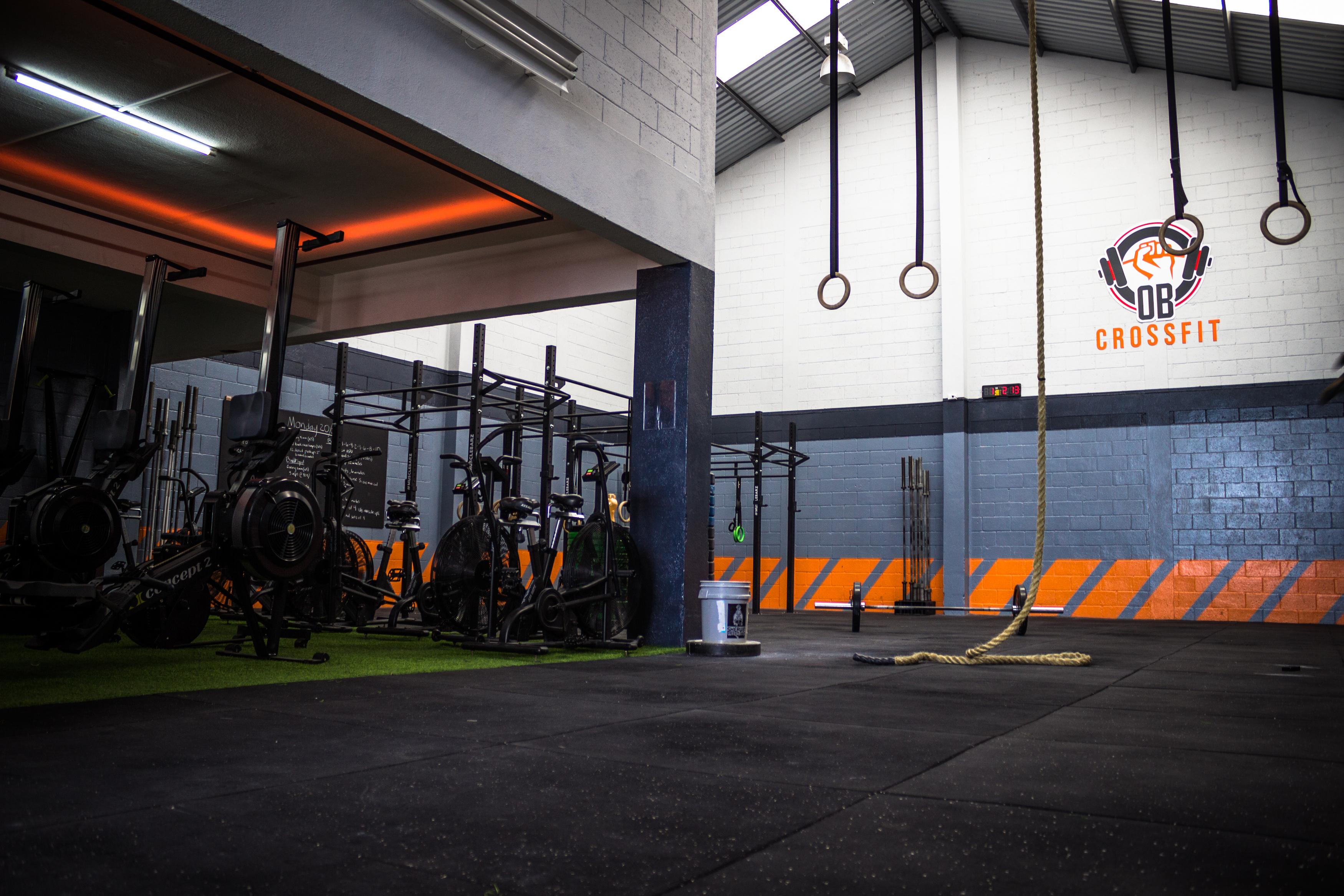 Área de pesas