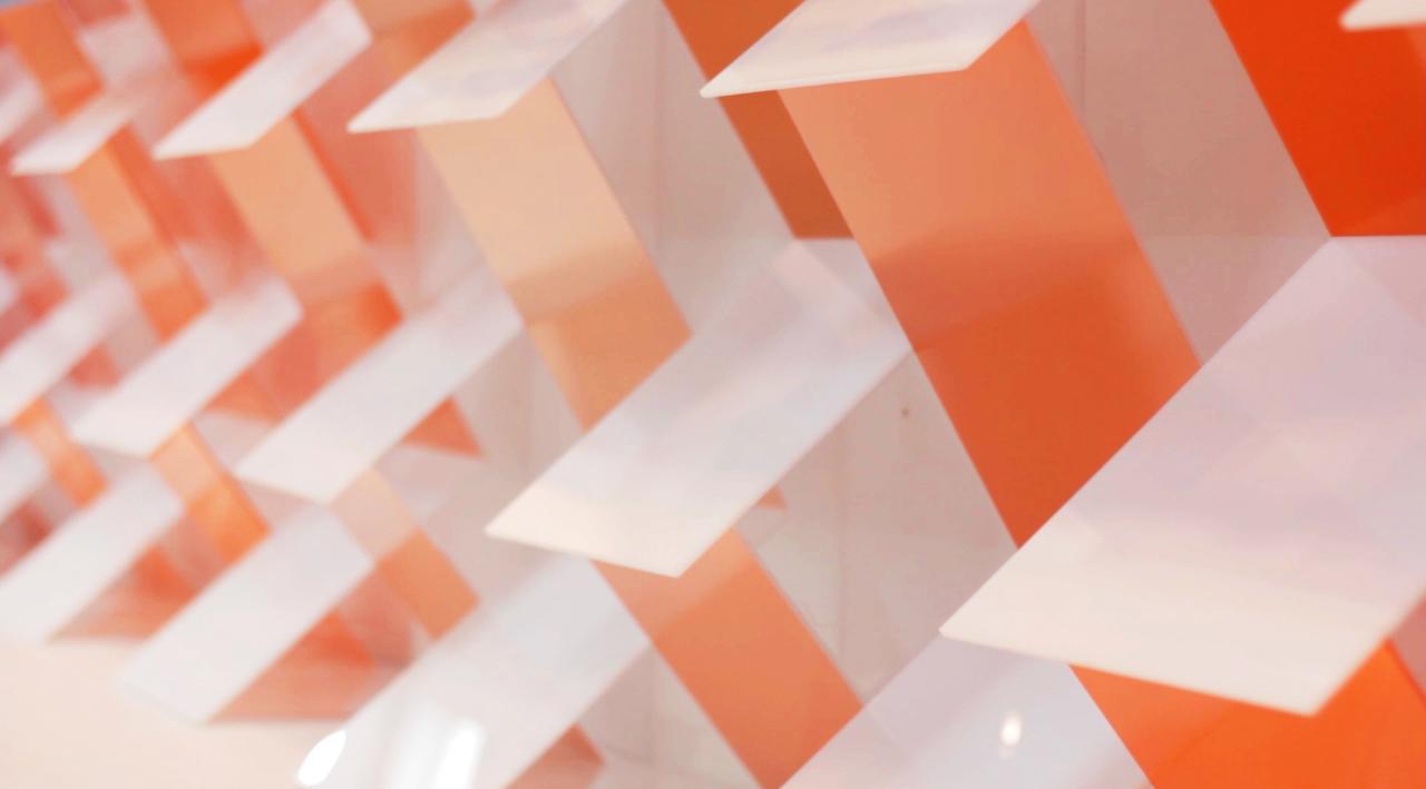 Muro tridimensional