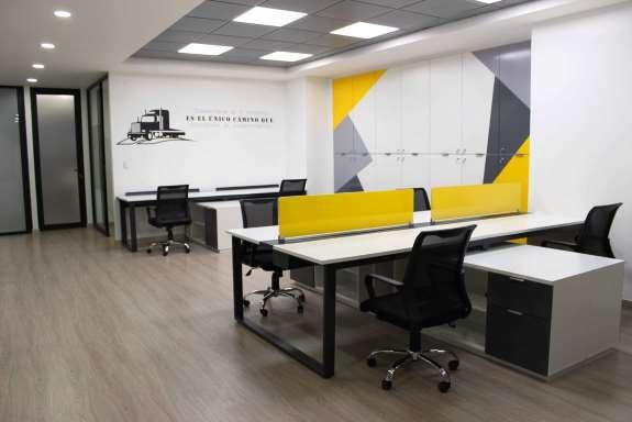 Construcción de Oficinas Transgisa