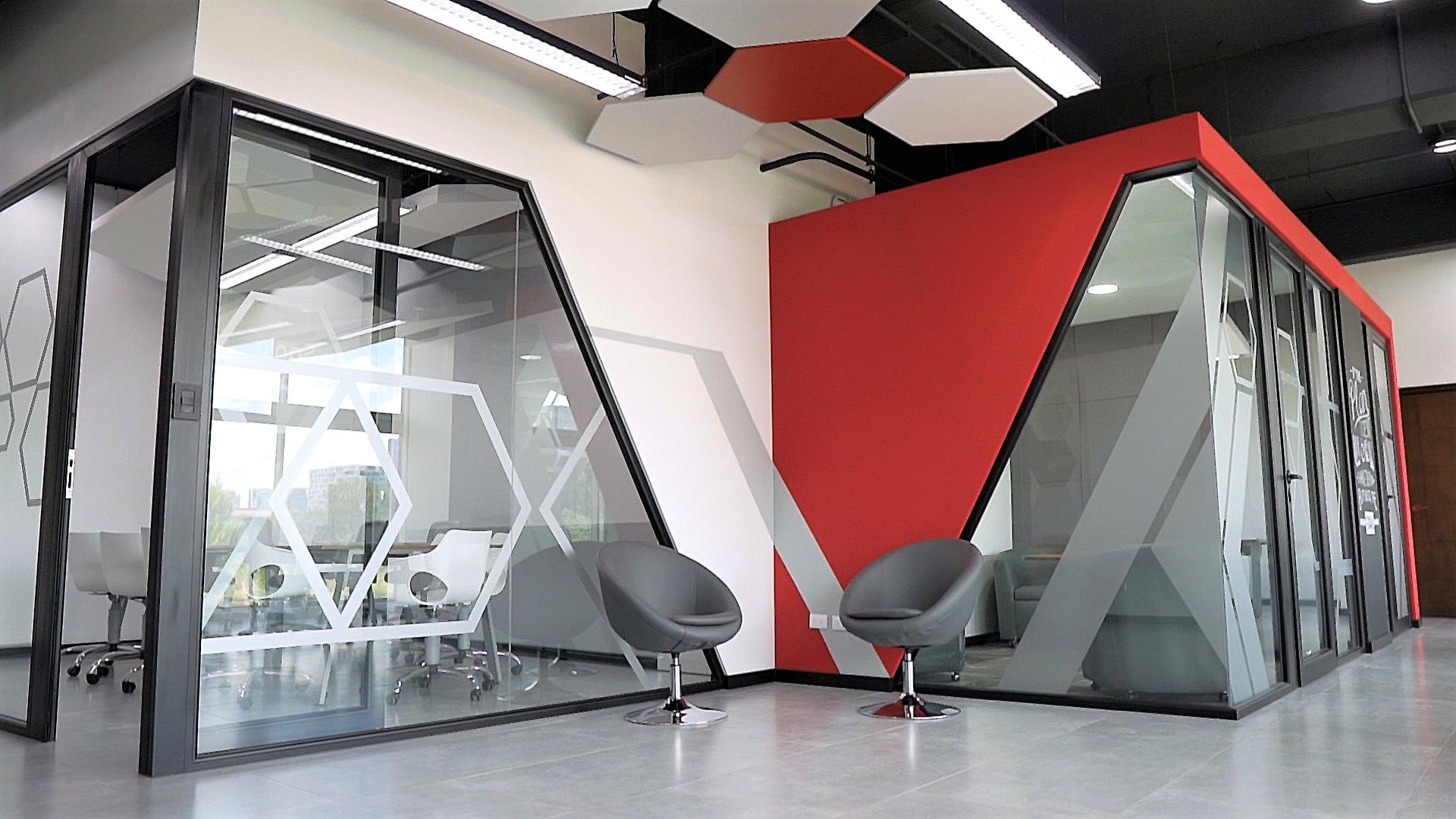 Oficinas Axento - Diseño y Remodelación