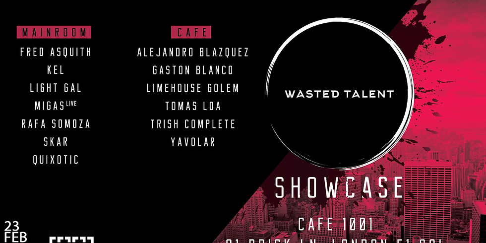 Wasted Talent Co. Showcase