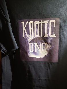Kaotic One Logo T-shirt
