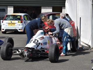 BRSCC National Rounds 6, 7 & 8 Knockhill