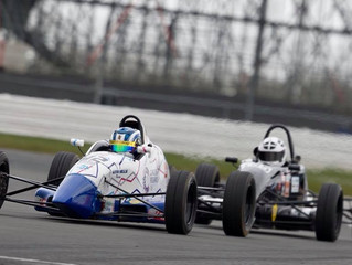 Silverstone, National FF1600 Championship Rounds 1, 2 & 3
