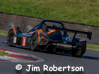 Snetterton Radical SR3 Test Day