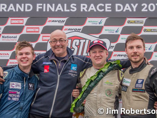 Castle Combe Championship Round 8 & The Carnival Race