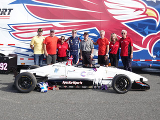 Debut F2000 Race Weekend at New Jersey Motorsports Park