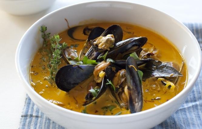 Italian Mussel pot