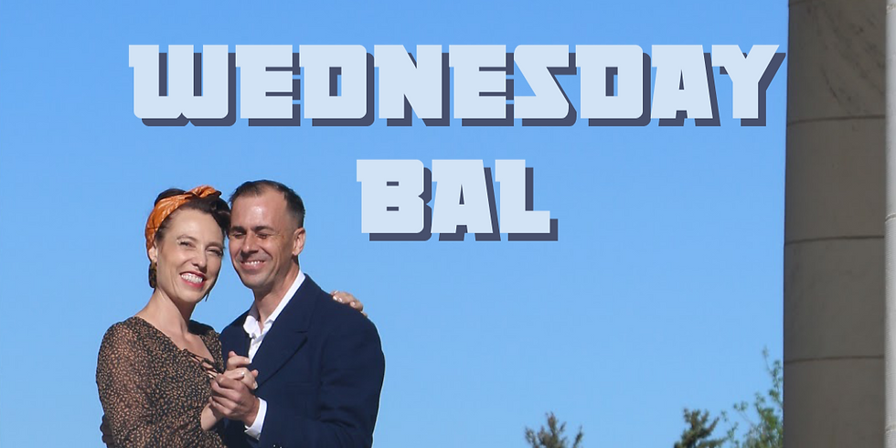 Adv. Bal with Jeremy & Laura- Wednesdays in June