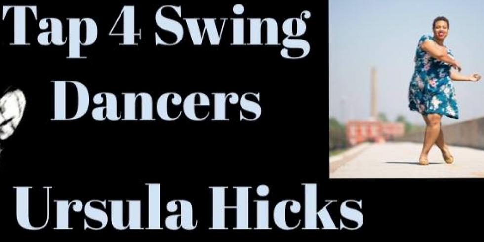 Tuesday Tap 4 Swing Dancers