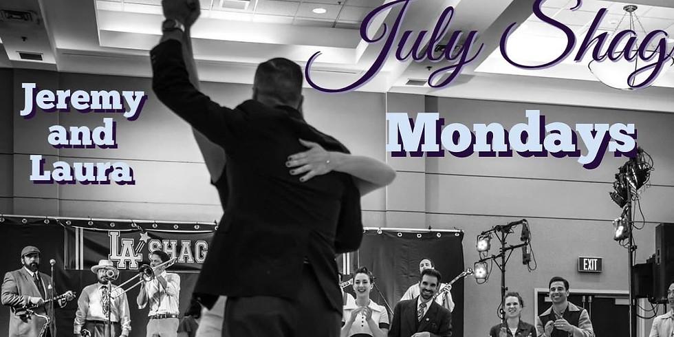 August Shag Series (Mondays): Jeremy & Laura