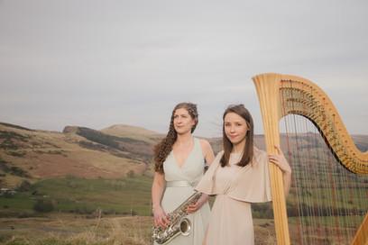 Elinor Nicholson Harpist