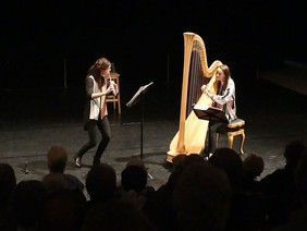 Meridiem Duo Concerts in Lincoln and Scotland