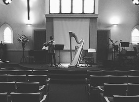 Flute and Harp Weekend