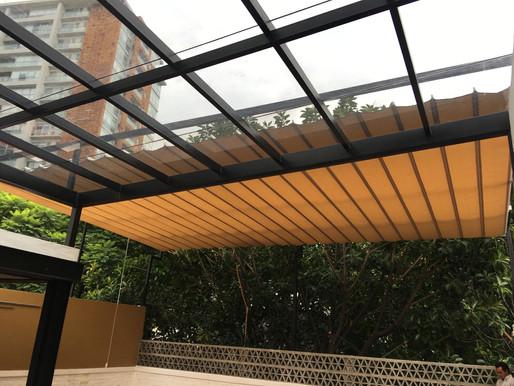 Ventajas de adquirir una cubierta para el sol y la lluvia