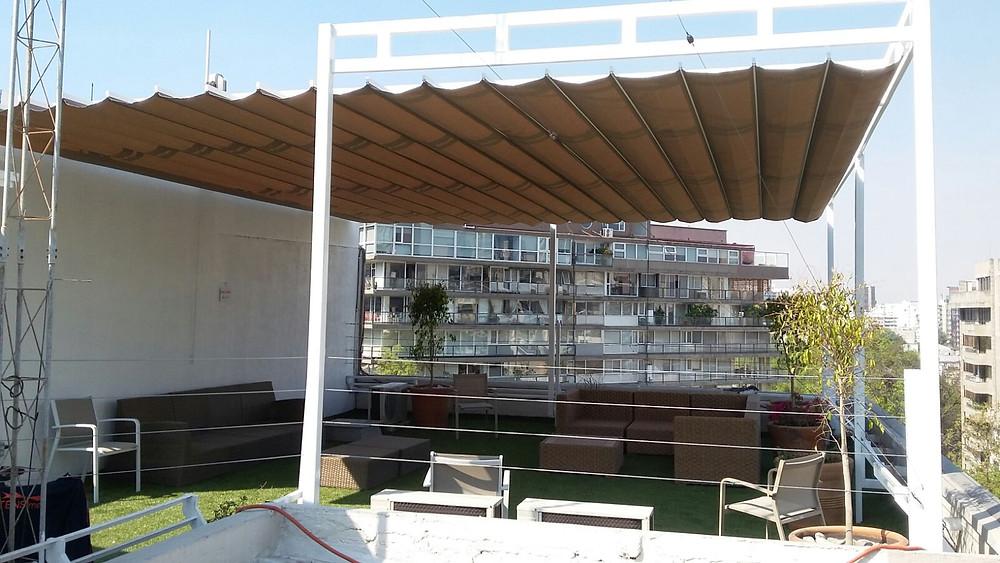 Sombra para terraza | Palillería México | 5544151647