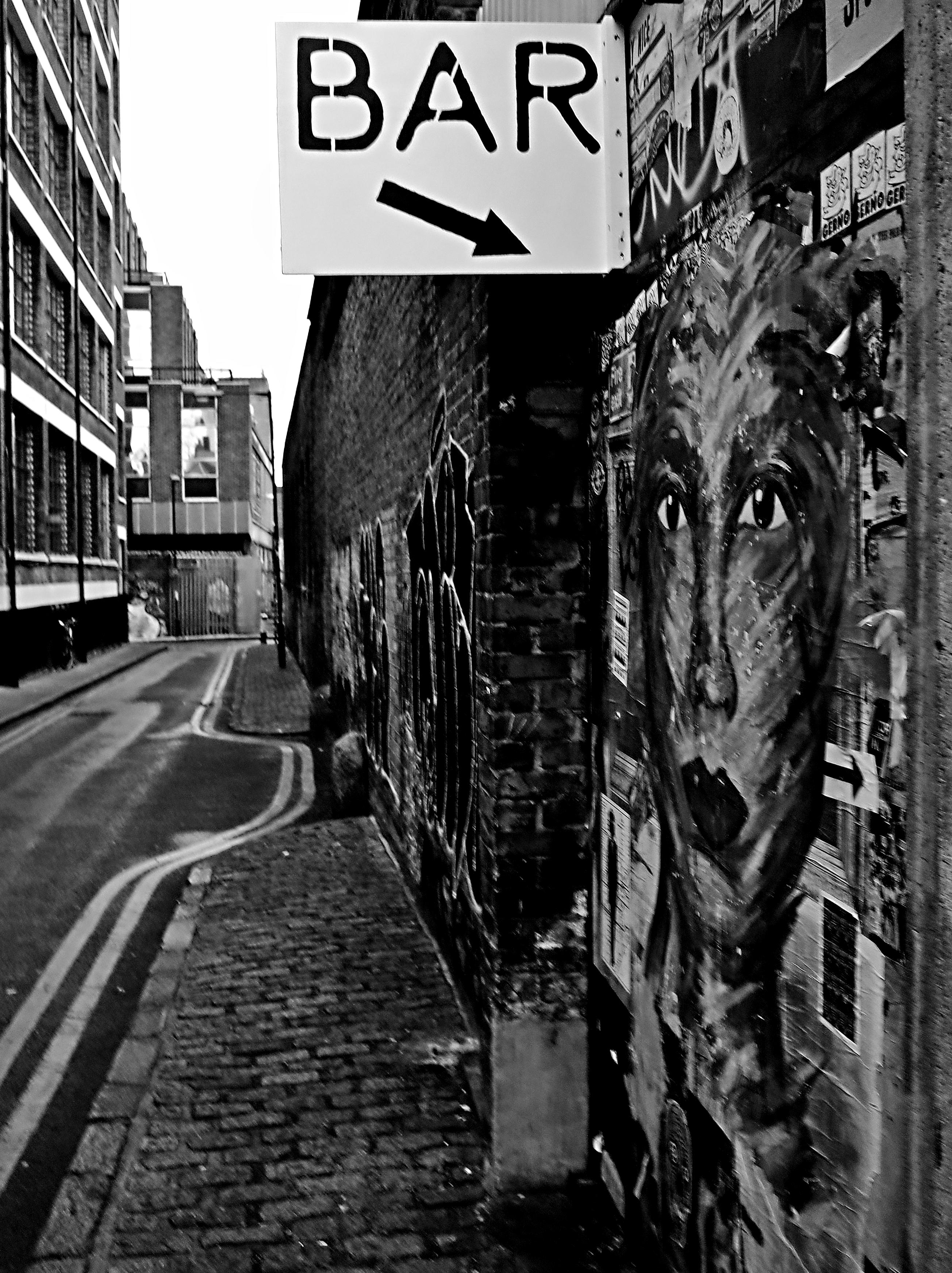 Spitalfields, London, February 2017