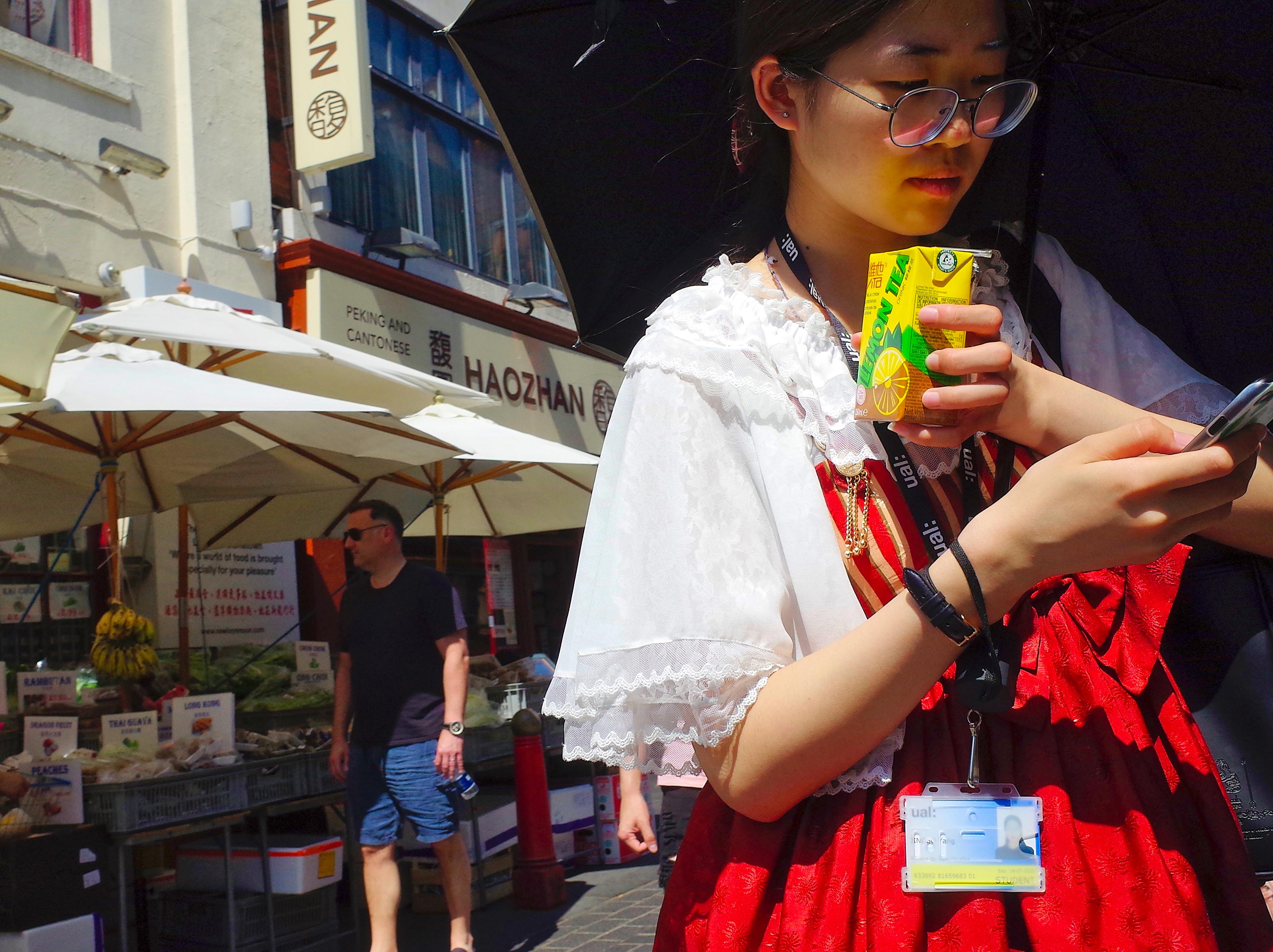 Chinatown, London, June 2017