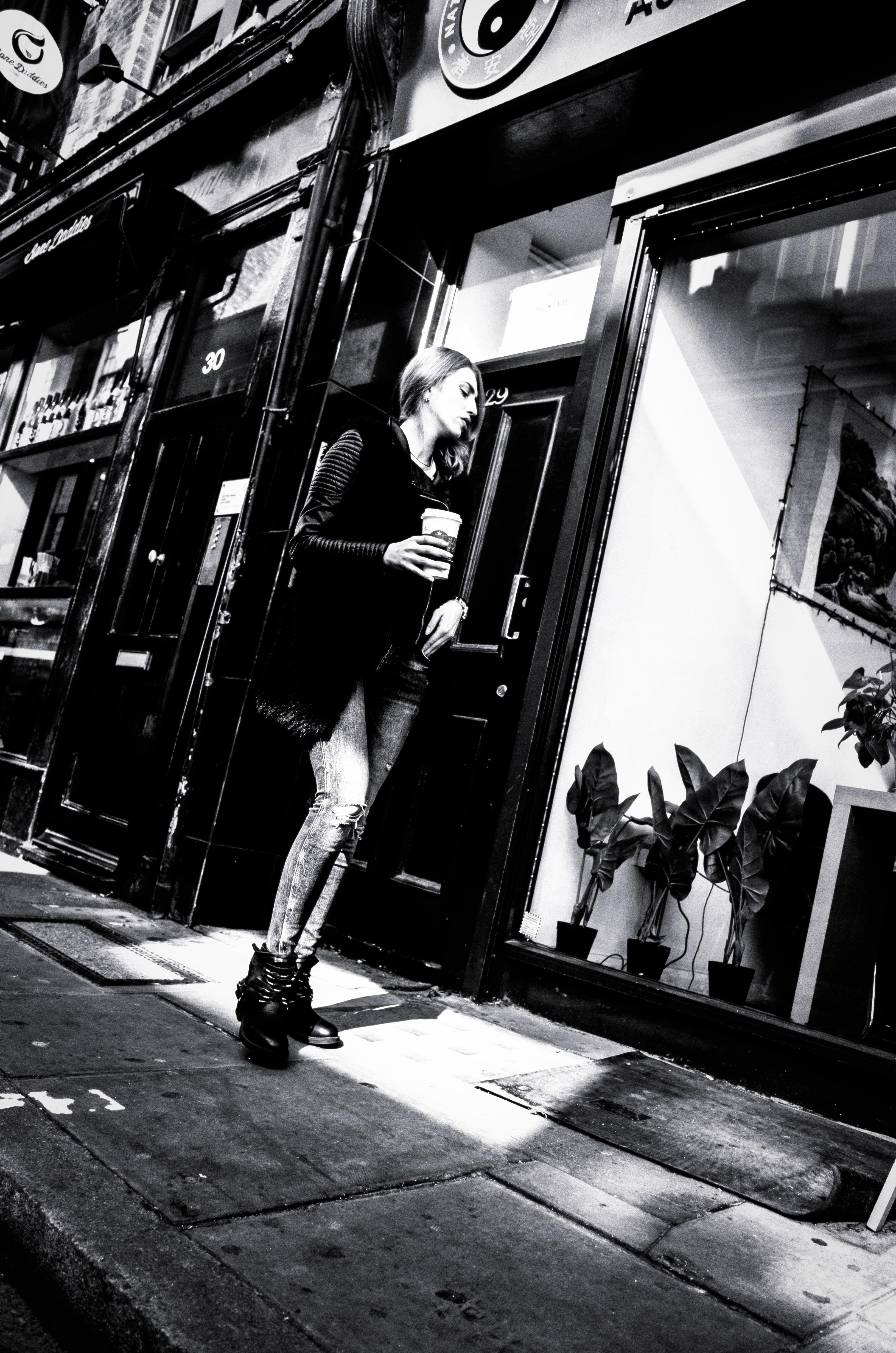 Soho, London, October 2016