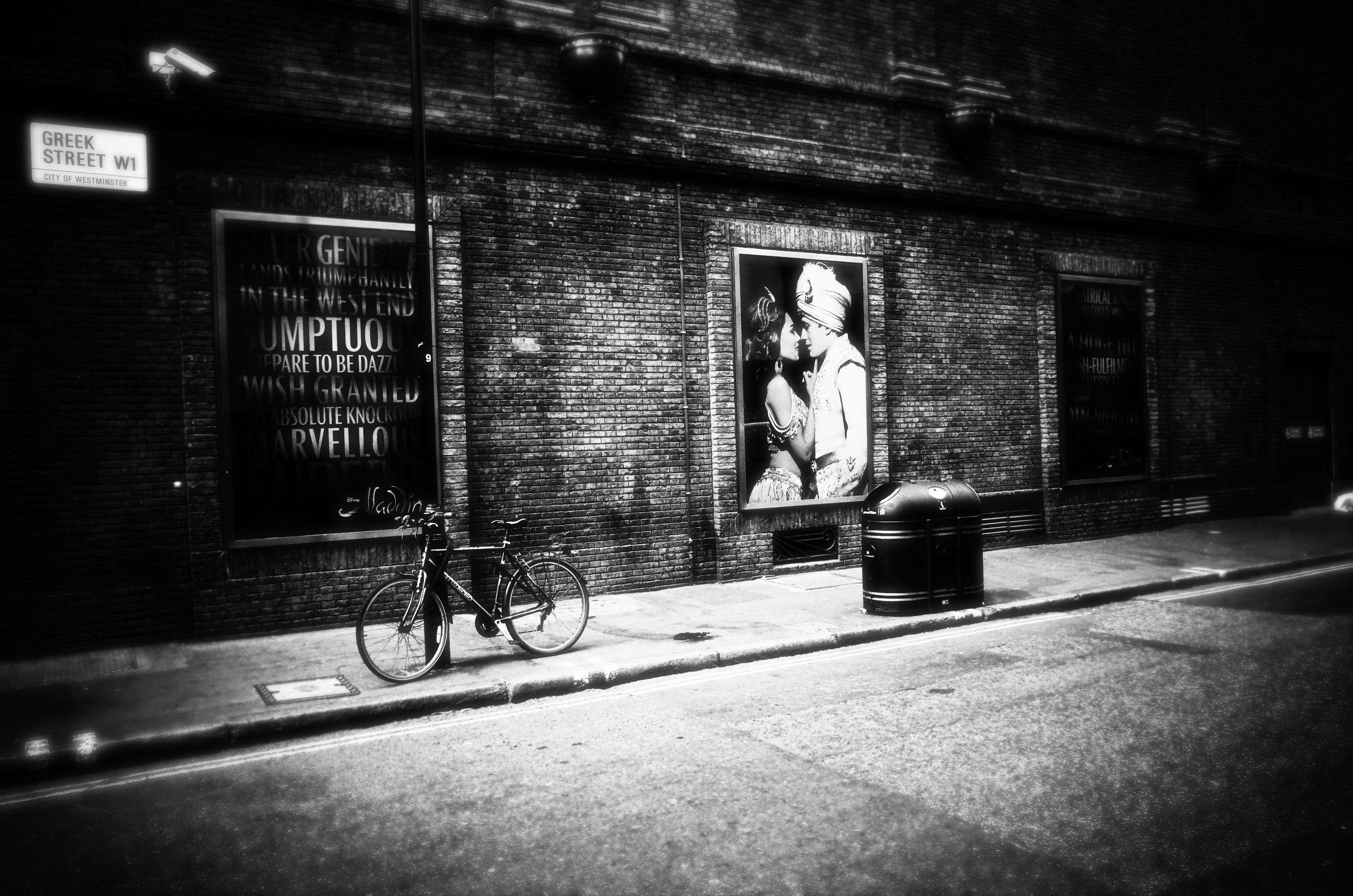 Soho, London, 2016