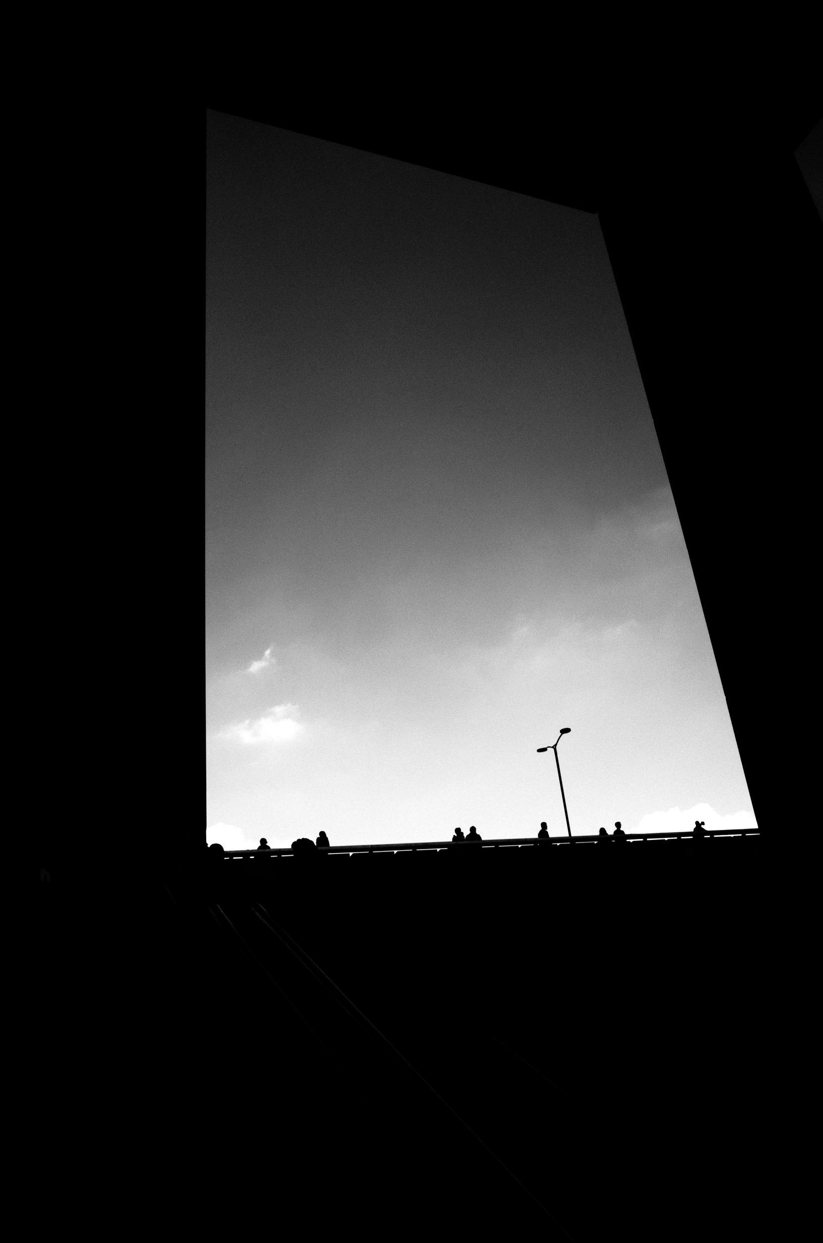 Blackfriars Bridge, London, 2016