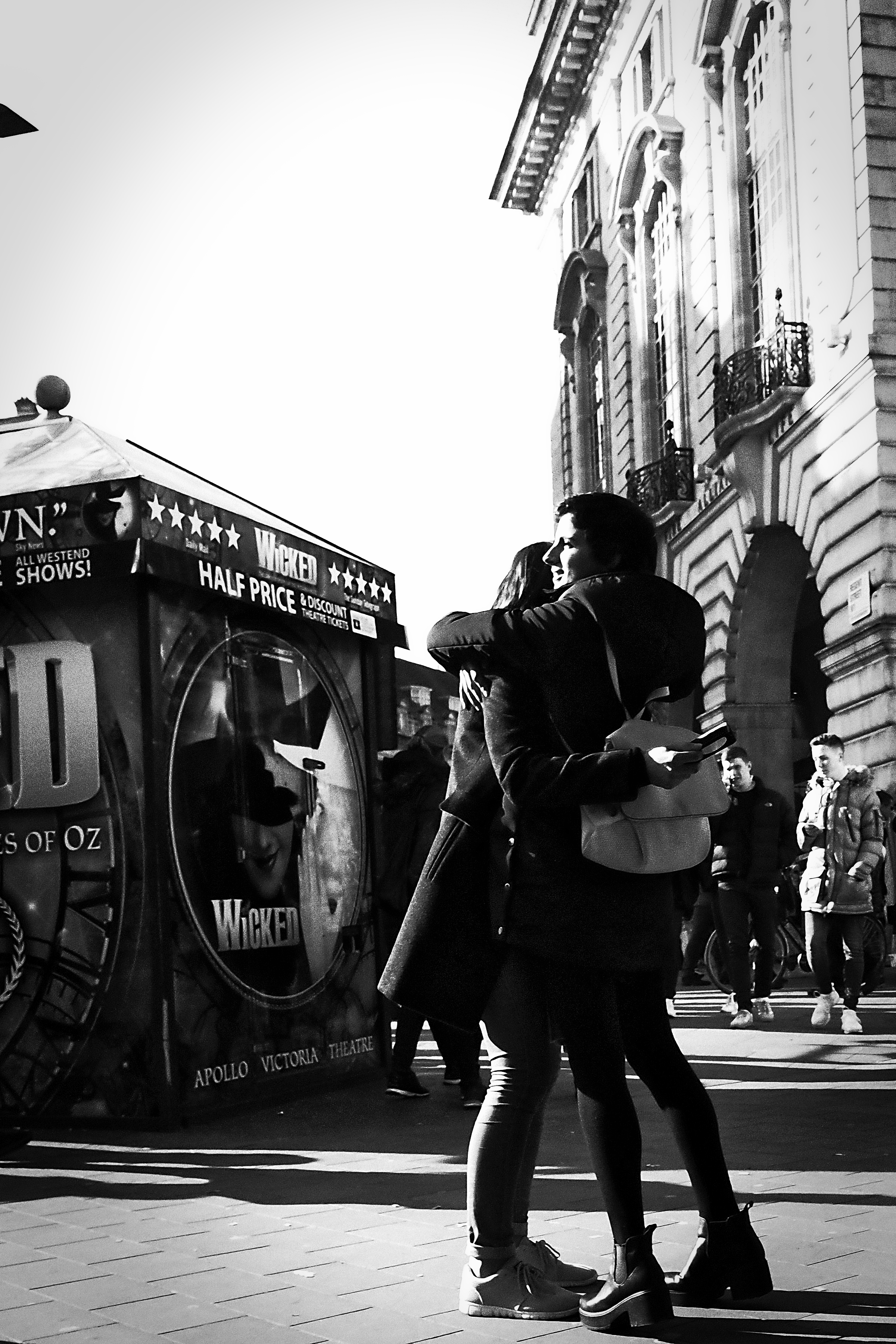 Piccadilly Circus, London, Feb 2017