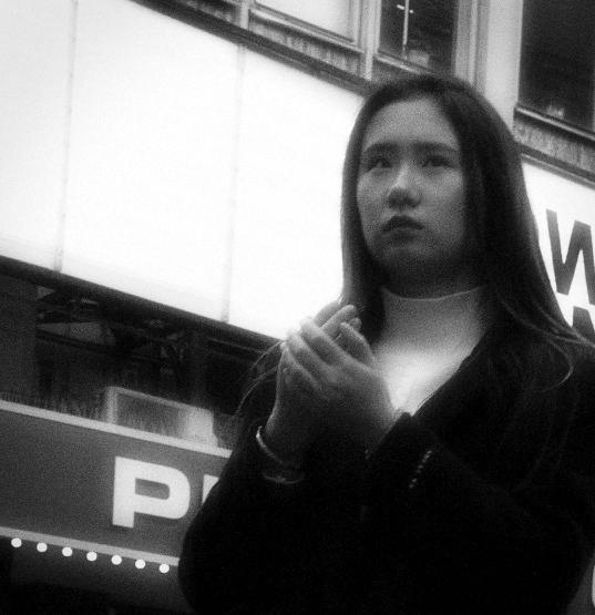 Chinatown, London, January 2017