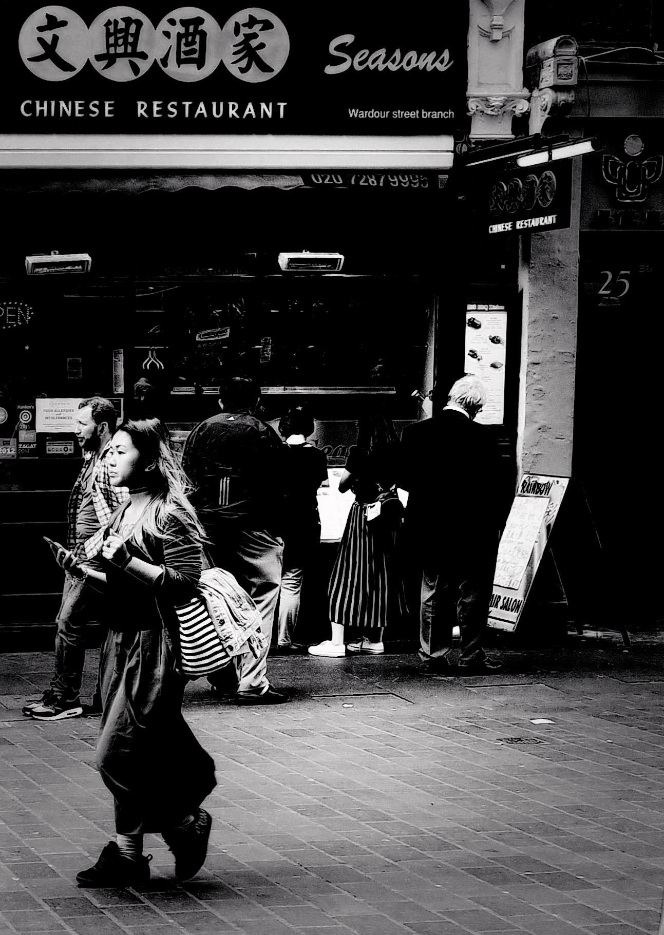 Chinatown, London, September 2016