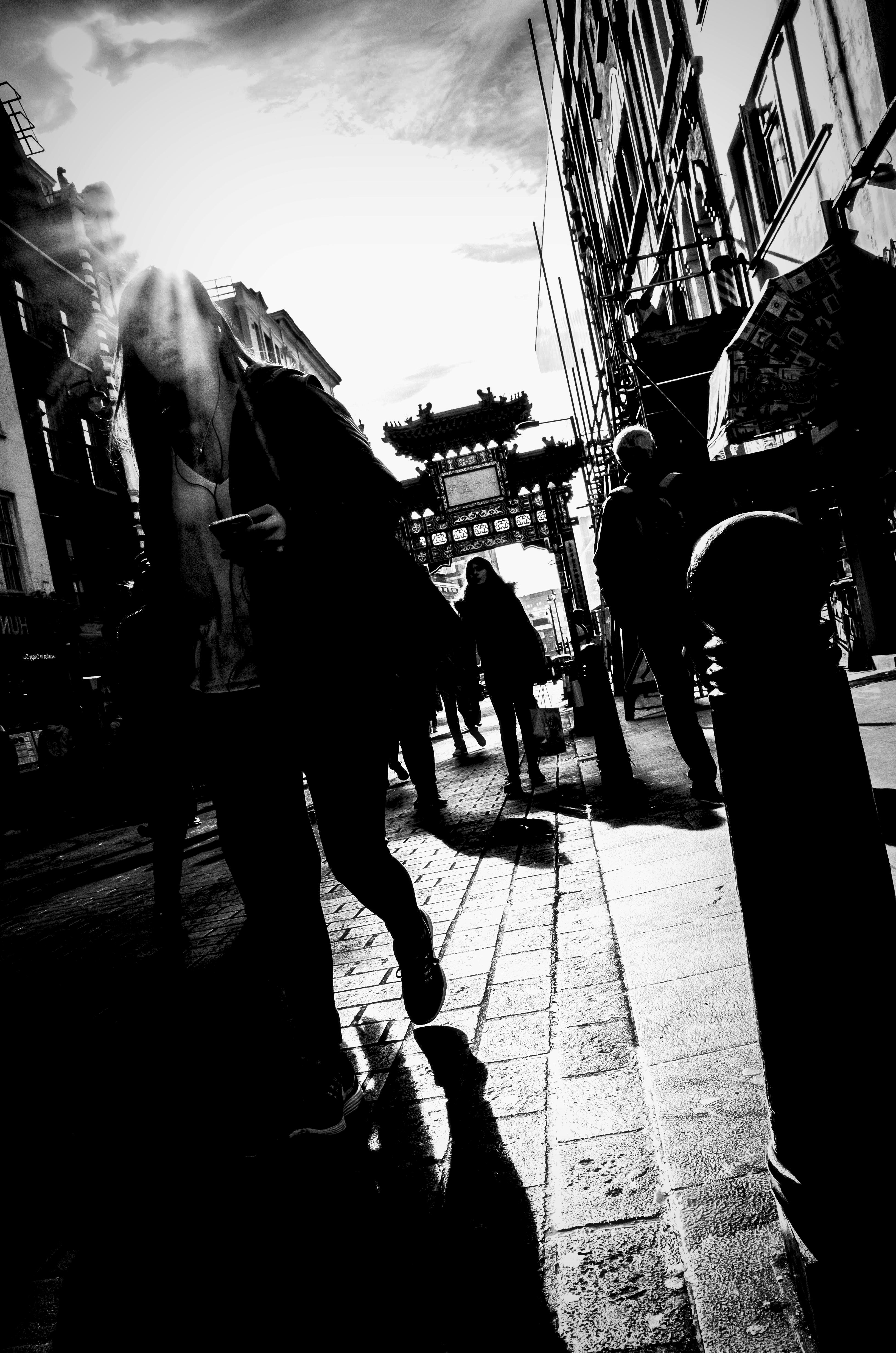 Chinatown, London, October 2016