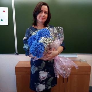 День учителя. 5.10.17