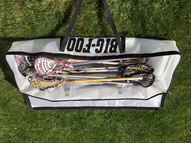 Big Foobag Lacrosse Sticks