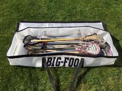 Big Foobag Lacrosse Sticks