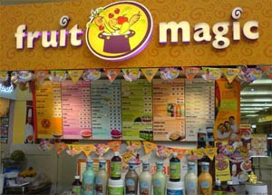 Franchise Your Business | Fruit Magic Franchise Store