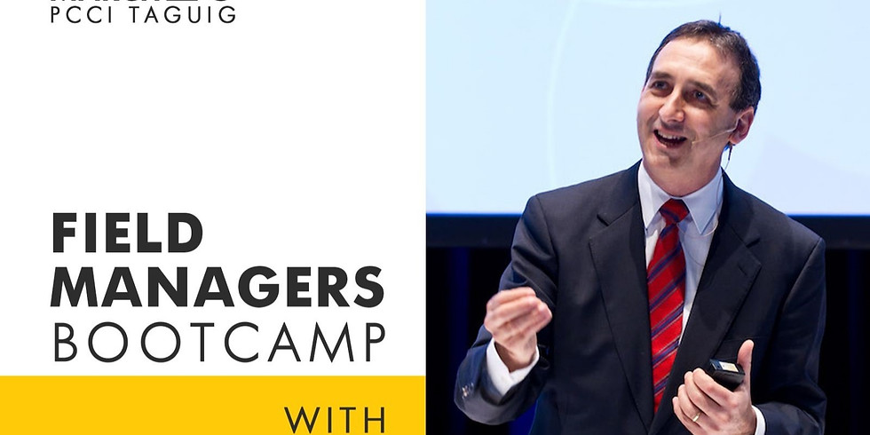 Field Manager Bootcamp