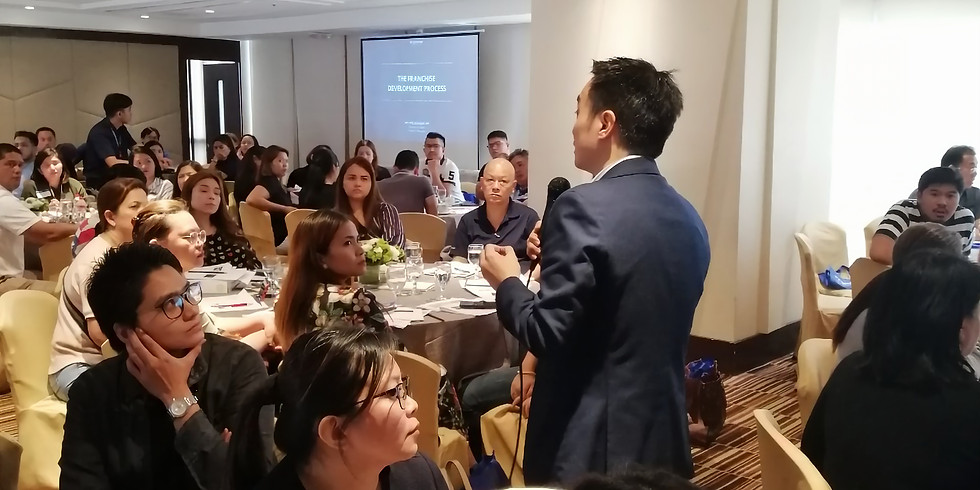 How to Franchise your Business Seminar @ Quezon City (1)