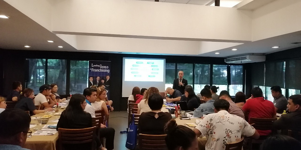 How to Franchise your Business Seminar @ Franchise Asia