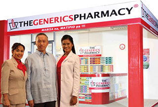 Franchise Your Business | The Generics Pharmacy Franchise Store