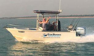 Darwin bluewater explorer hire boat