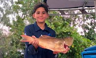 Issac Peris - coral trout
