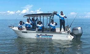 Boat hire Darwin 6m Explorer