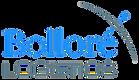 Logo Bolloré Logistics