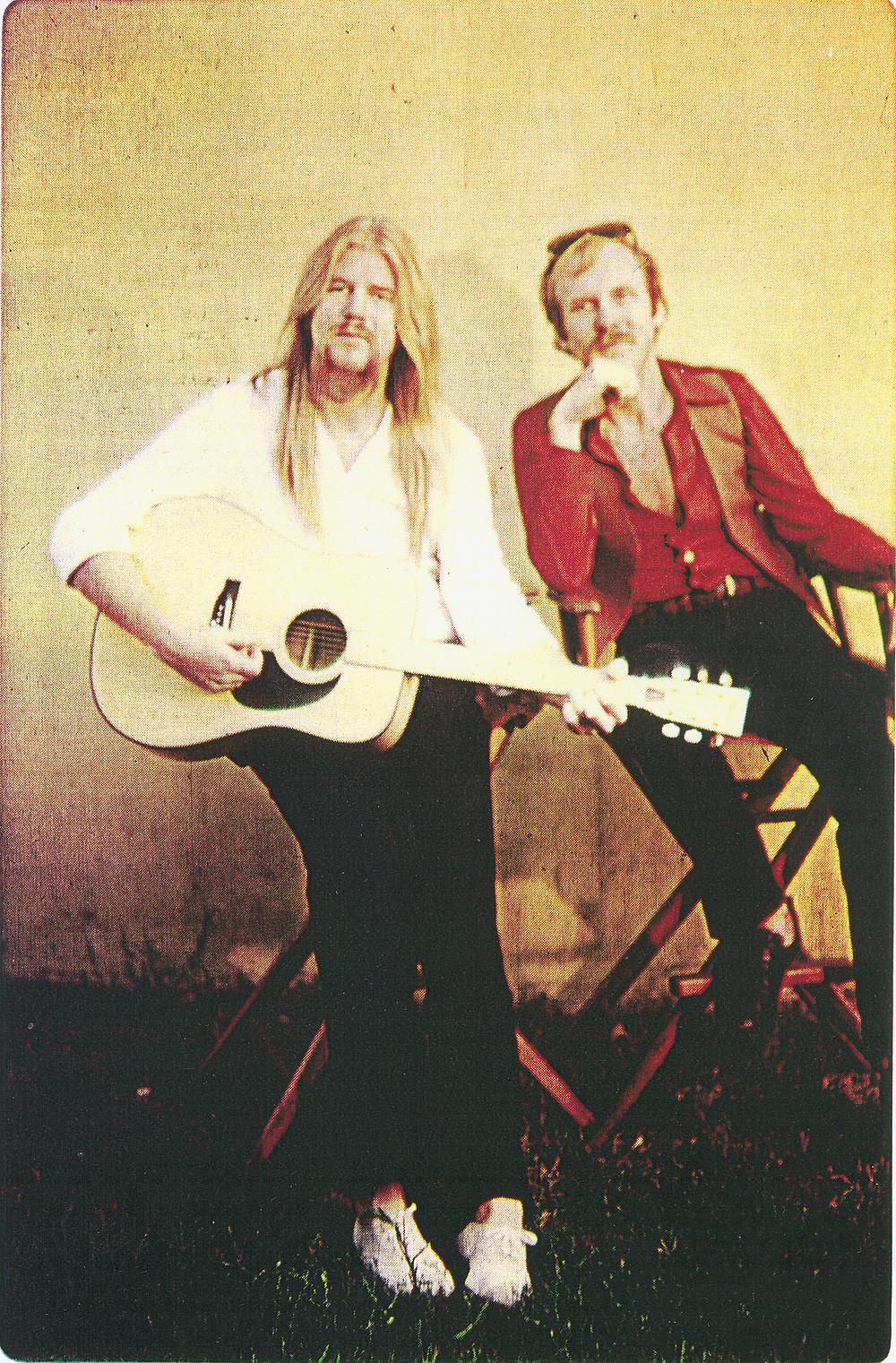 Christman in California - 1981...