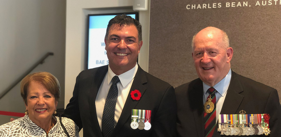 Governor General's ANZAC Day Message