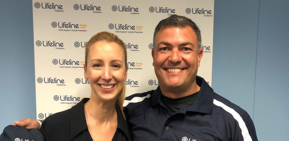 Lifeline Canberra Ambassador