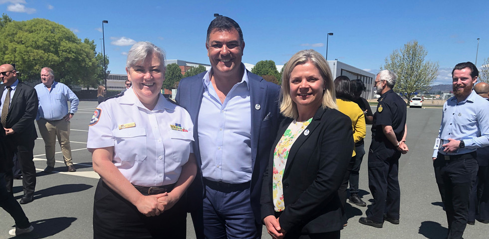 FORTEM launch to support police, emergency services andfirst responders