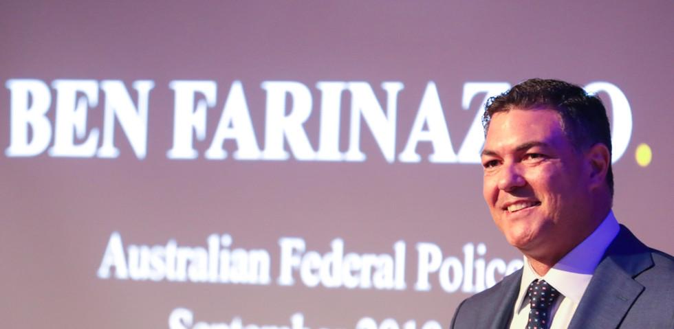 Australian Federal Police presentation