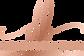 db rejuvenation-logo-metallic rose gold-