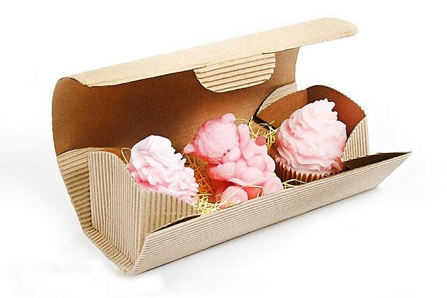 Подарочная коробка от компании Смарт картон