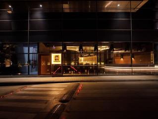 Кафе из гофрокартона: эко-интерьер  в деловом центре Индии